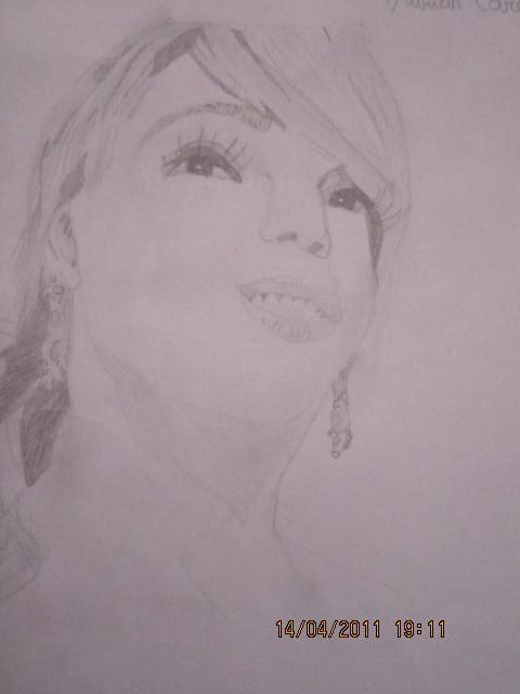 Mariah Carey by Sargsyan